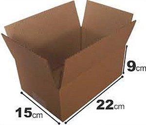 Caixa de Papelão 22x15x9