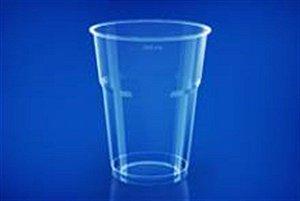 Copo Plástico Cristal 200 ml