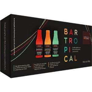 Bar Tropical 168g
