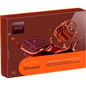 Delirios de Brownie 80g
