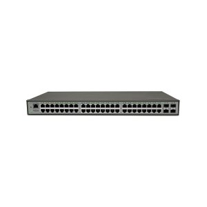 Switch 48 Portas 10/100/1000 + 4 Sfp Sg 5204 Mr L2+