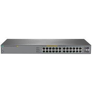 Switch Aruba 1920S 24G PoE + 2SFP (185W) - JL384A