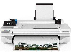 """Impressora Plotter HP Designjet T130 24"""" 5ZY58A#B1K"""