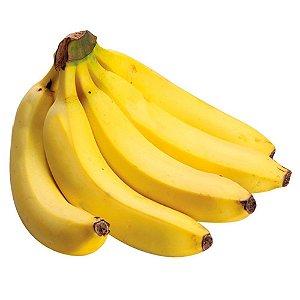 Banana Nanica - 6 Unidades (Cacho com 6 Bananas)
