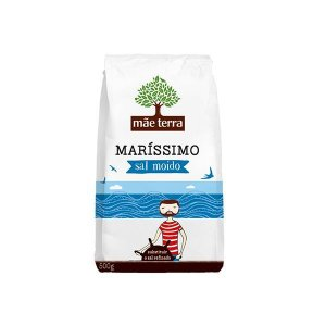 SAL MARINHO MARÍSSIMO MÃE TERRA 500G