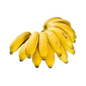 Banana Maçã- 6 unidades