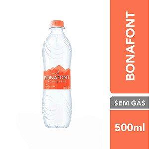 Água Bonafont- 500ml