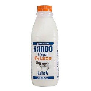 Leite Zero Lactose Xando- 1L