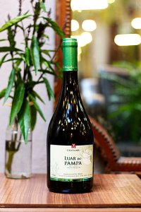 Luar do Pampa Gewürztraminer - Vinho Fino Branco Seco Guatambu