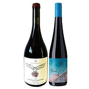 Box 1 - Degustações on-line 25/07 - Os Alter Egos da Pinot Noir