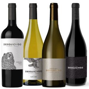 Kit Desquiciado Wine Friday