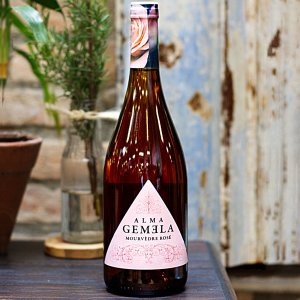 Alma Gemela Mourvedre Rosé - Onofri Wines