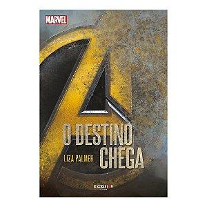 Vingadores: o Destino Chega
