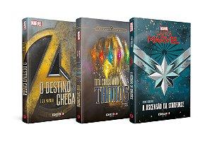 Super Kit Vingadores