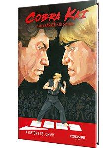 Cobra Kai – A Saga Karatê Kid Continua: a história de Johnny