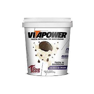 Pasta de amendoim 1 kg - Vita Power