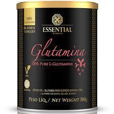 Glutamina 300g - Essential Nutrition