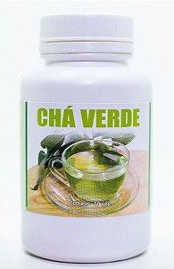 Chá Verde 500mg C/60 Cápsulas Flora Viva
