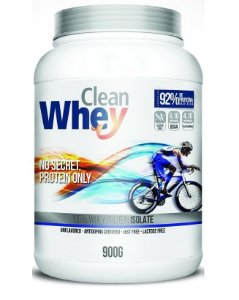 CLEAN WHEY ISOLADA 92% (900G)