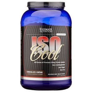 ISOCOOL (907G) ULTIMATE NUTRITION
