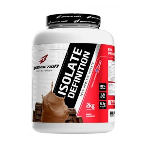 Isolate Definition 2KG - Body Action