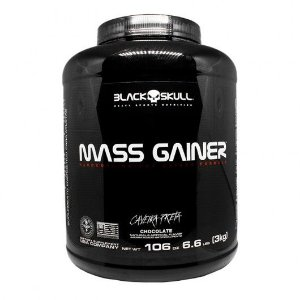 MASS GAINER (3KG) - BLACK SKULL