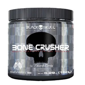 BONE CRUSHER -  YELLOW FEVER - BLACK SKULL (150G/300G)