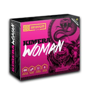 KIMERA WOMAN (60CAPS)- IRIDIUM LABS
