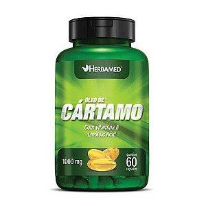 HERBAMED ÓLEO DE CÁRTAMO - 60 CAPS