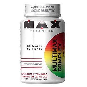 MULTIMAX COMPLEX (90CAPS) MAX TITANIUM