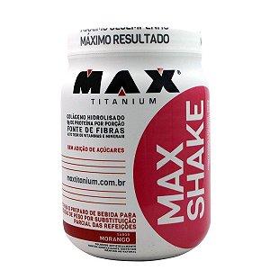 MAX SHAKE (400G) MAX TITANIUM MAX TITANIUM