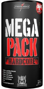 MEGA PACK HARDCORE (30 PACKS) INTEGRALMEDICA