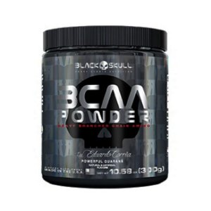 BCAA POWDER (300G)- BLACK SKULL