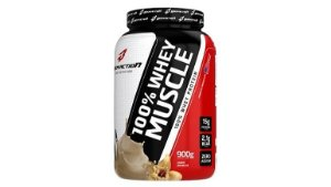 100% WHEY MUSCLE (900G)– BODY ACTION