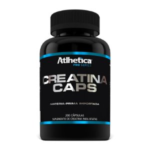 BCAA PRO SERIES (200CAPS) ATLHETICA NUTRITION