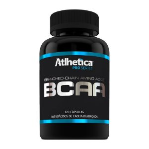 BCAA PRO SERIES (120CAPS) ATLHETICA NUTRITION
