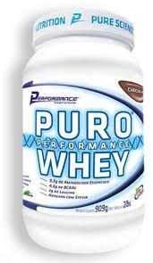Puro Whey Protein  909g - Performance