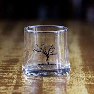 Copo de vidro - degustação