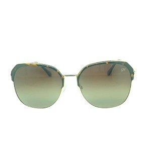 Óculos Solar Gama None Tartaruga