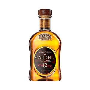 Whisky Cardhu Malt 12 Anos 1L
