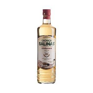 Cachaça Salinas Umburana 700ml