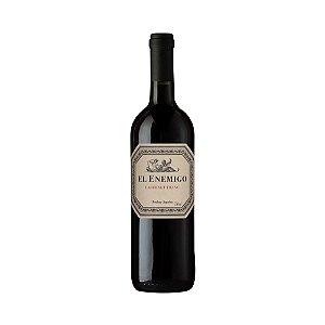 Vinho El Enemigo Cabernet Franc 750ml