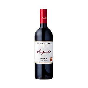 Vinho Tinto De Martino Carmenere Gran Reserva Legado 750ml