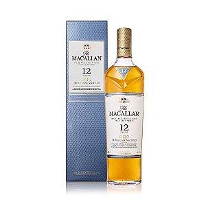 Whisky The Macallan 12 Anos 700ml