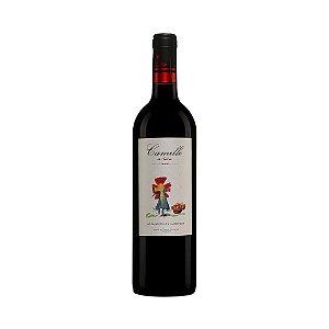 Vinho Camille de Labrie AOC Bordeaux Rouge 700ml