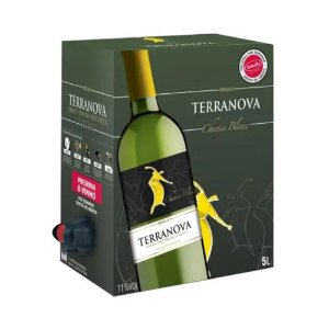 Vinho Miolo Terranova Chenin Blanc Bag in Box 5 Litros