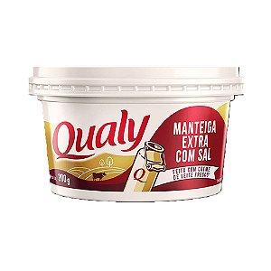 Manteiga com Sal Qualy 200g