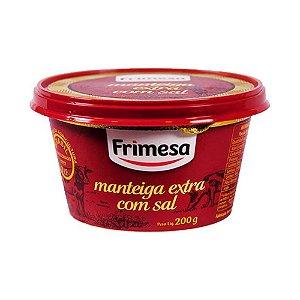 Manteiga Frimesa Extra com Sal 200g