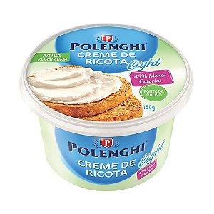 Creme de Ricota Light Polenghi 150g