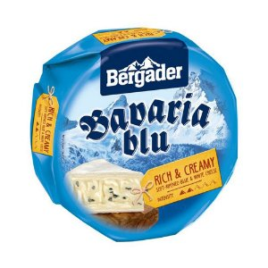 Queijo Bavaria Blu Tasty Blue Bergader 300g